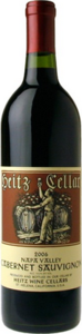 Heitz Cellar Cabernet Sauvignon 2009, Napa Valley Bottle