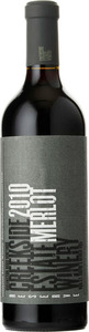 Creekside Queenston Road Vineyard Reserve Merlot 2008, VQA St. Davids Bench, Niagara Peninsula Bottle