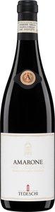 Tedeschi Amarone Della Valpolicella Classico 2009 Bottle