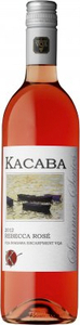 Kacaba Summer Series Rebecca Rosé 2012, VQA Niagara Peninisula Bottle