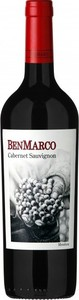 Benmarco Cabernet Sauvignon 2012 Bottle