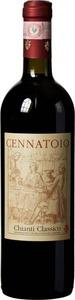 Cennatoio Chianti Classico 2011, Docg Bottle