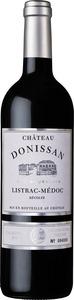 Château Donissan 2010, Ac Listrac Médoc Bottle