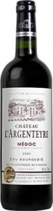 Château L'argenteyre 2010, Ac Médoc Bottle