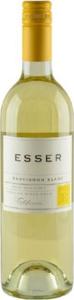 Esser Sauvignon Blanc 2010, Monterey Bottle