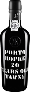 Kopke 20 Years Old Tawny Port, Doc Douro Bottle