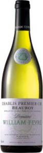 Domaine William Fevre Beauroy 1er Cru 2012, Chablis Bottle
