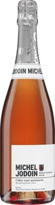 Michel Jodoin Cidre Mousseux Rosé Bottle