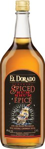 El Dorado Spiced Rum, Guyana Bottle