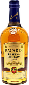 Bacardi Reserva Limitada Bottle