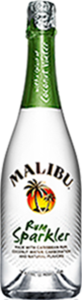 Malibu Rum Sparkler, Coolers And Cocktails Bottle