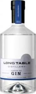 Long Table Distillery London Dry Gin Bottle