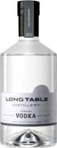 Long Table Distillery Texada Vodka Bottle