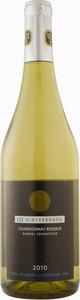Hinterbrook Barrel Fermented Reserve Chardonnay 2011, VQA Niagara Lakeshore Bottle
