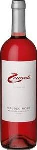 Zuccardi Organica Malbec Rosé 2013, Mendoza Bottle