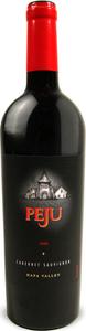 Peju Cabernet Sauvignon 2011 Bottle