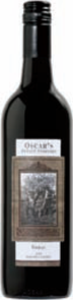 Oscar's Estate Shiraz/Viognier 2011, Barossa Valley Bottle