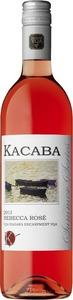 Kacaba Summer Series Rebecca Rosé 2013, VQA Niagara Peninisula Bottle