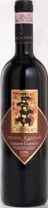 Cantalici Messer Ridolfo Chianti Classico Riserva 2009, Docg Bottle