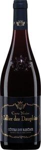 Cellier Des Dauphins Carte Noire 2012, Cotes Du Rhone Bottle