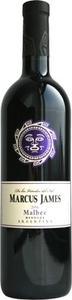 Marcus James Malbec 2013, Mendoza Bottle