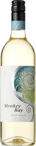 Monkey Bay Pinot Grigio 2013, New Zealand Bottle