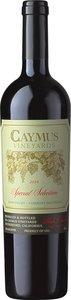 Caymus Special Selection Cabernet Sauvignon 2011, Napa Valley Bottle