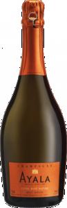 Champagne Ayala Cuvée Rosé Nature, Montagne De Reims Bottle