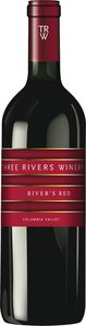 Three Rivers River's Red 2011, Columbia Valley Bottle