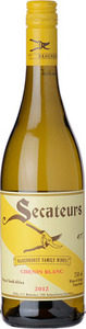 Secateurs Badenhorst Chenin Blanc 2012 Bottle