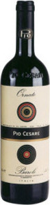Pio Cesare Ornato Barolo 2009 Bottle
