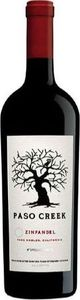 Paso Creek Zinfandel 2011, Paso Robles Bottle
