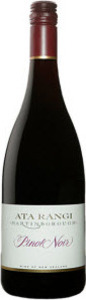 Ata Rangi Pinot Noir 2011 Bottle
