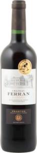 Château Ferran Classique 2012, Ac Fronton Bottle