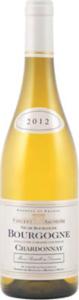 Domaine Vincent Sauvestre Bourgogne Chardonnay 2012, Ac Bottle