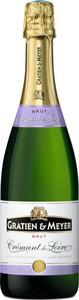 Gratien & Meyer Brut, Cremant De Loire Bottle