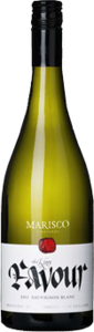 Marisco Vineyards The King's Favour Sauvignon Blanc 2012, Wairau, Marlborough Bottle