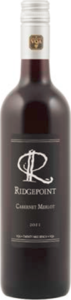 Ridgepoint Wines Cabernet Merlot 2011, VQA Niagara Peninsula Bottle