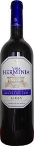 Viña Herminia Vendimia Seleccionada Graciano Crianza 2009 Bottle
