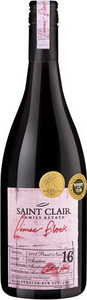 Saint Clair Pioneer Block 16 Awatere Valley Pinot Noir 2012 Bottle