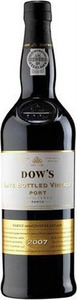 Dow's Late Bottled Vintage Port 2008, Doc Douro Bottle