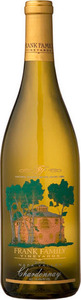 Frank Family Vineyards Chardonnay 2012, Napa Valley Bottle