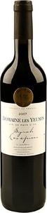 Domaine Les Yeuses Les Épices Syrah 2011, Igp Pays D'oc Bottle