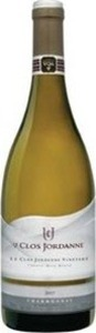 Le Clos Jordanne Le Clos Jordanne Vineyard Chardonnay 2009, Twenty Mile Bench, VQA Niagara Peninsula Bottle