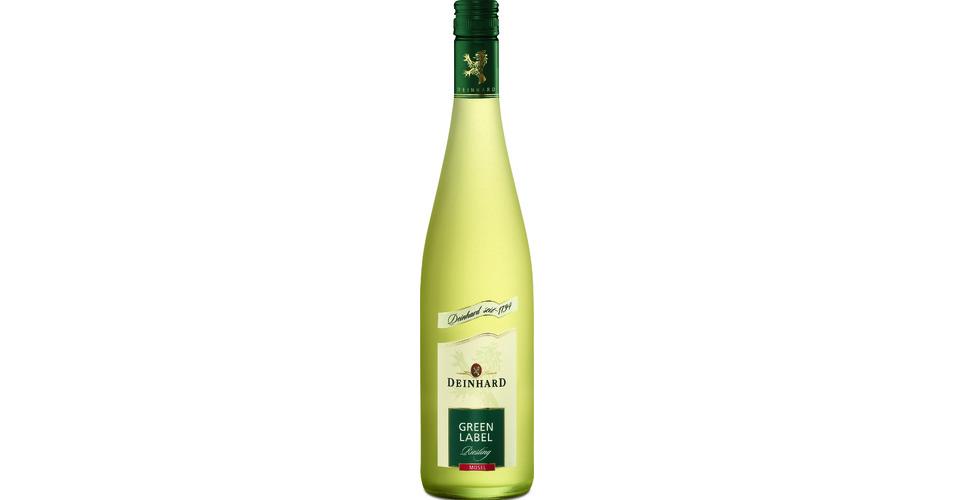 Deinhard green label riesling 2012 expert wine ratings for Deinhard wine