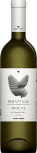 Troupis Mantenia Moschofilero 2013 Bottle