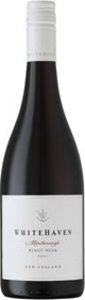 Whitehaven Pinot Noir 2011, Marlborough Bottle