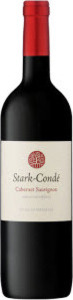 Stark Condé Cabernet Sauvignon 2009, Unfined And Unfiltered Bottle
