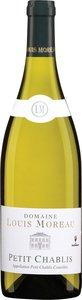 Domaine Louis Moreau Petit Chablis 2012 Bottle
