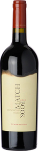 Matchbook Tempranillo 2010, Dunnigan Hills Bottle